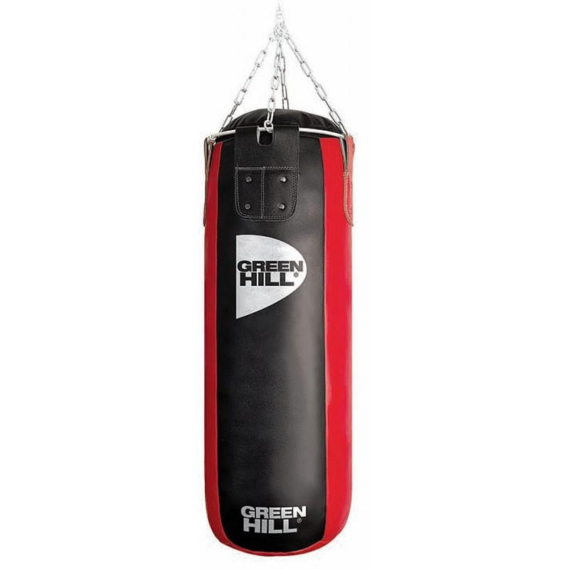 Боксерский мешок (натуральная кожа 2-ой категории)