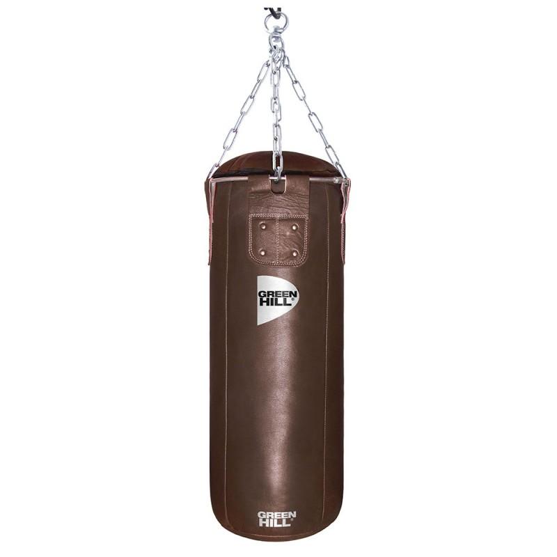Боксерский мешок (натуральная кожа 1-ой категории) RETRO