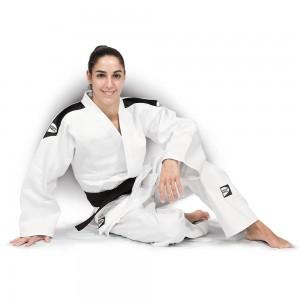 Кимоно для дзюдо PROFESSIONAL (белое), одобрено IJF