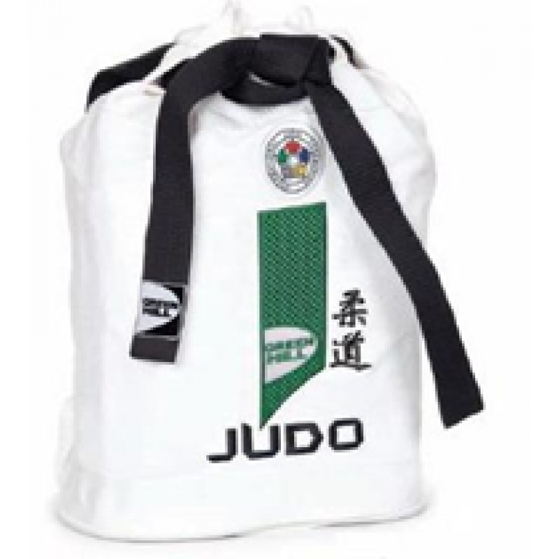 Рюкзак дзюдо (синий/белый)
