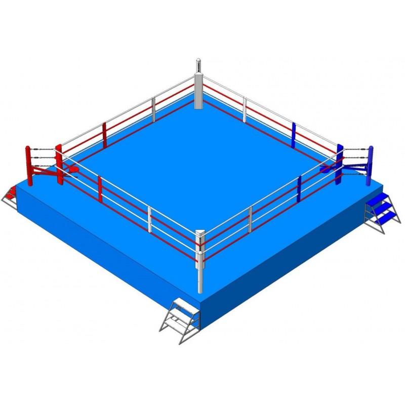 Ринг на помосте 1м 7,0х7,0 (6,0x6,0)