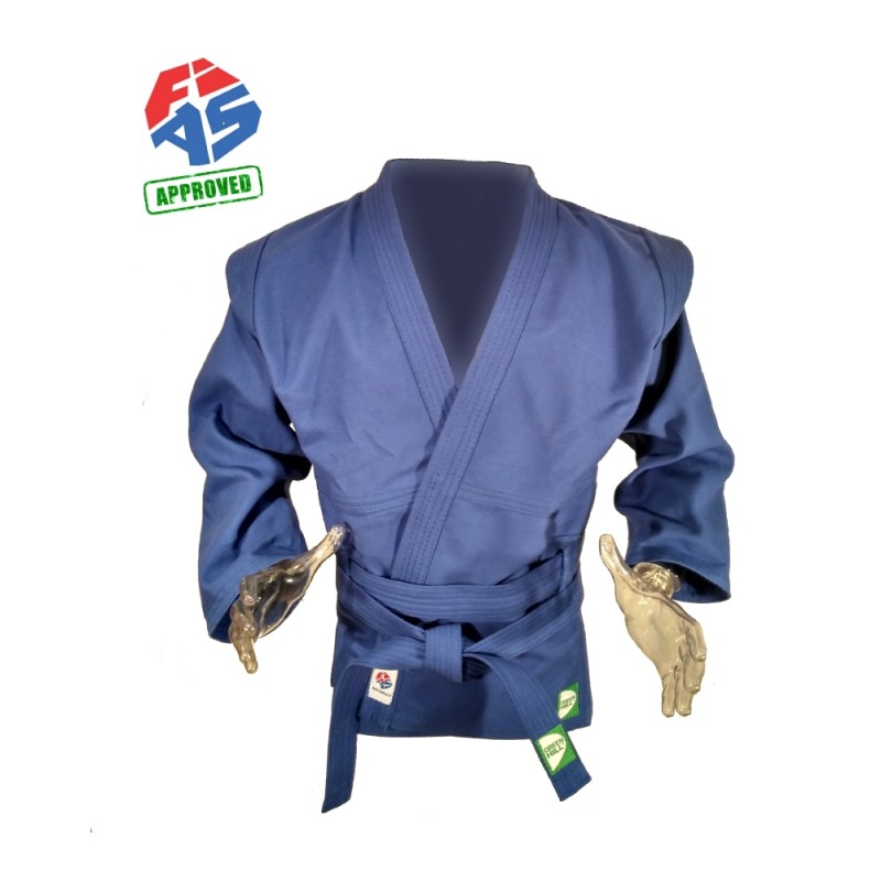 Куртка для самбо FIAS approved (лицензия fias)